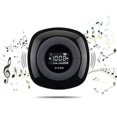 VicTsing VTIN Wasserdichter Mini Bluetooth Lautsprecher